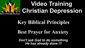Best Prayer for Anxiety