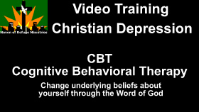 Free from depression and cognitive behavioral therapy